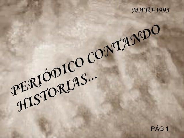 MAYO-1995                   D O              T A N          CO N        CO .       I ..      D S    IÓ IA   R RPE TO H IS ...