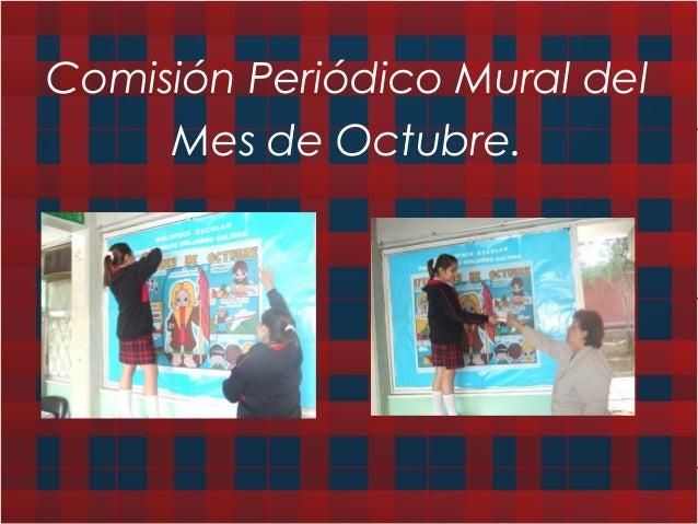 Peri dico mural del mes de octubre for Diario el mural de jalisco