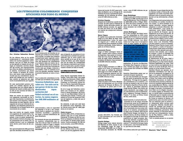 TU SOCIEDAD, Primera edicion, 2013                                                                                    TU S...