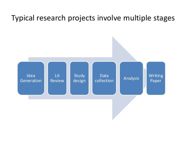 research papers related to project management