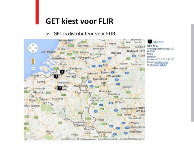 > GET is distributeur voor FLIR GET kiest voor FLIR