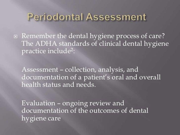 Perio assessment Slide 2