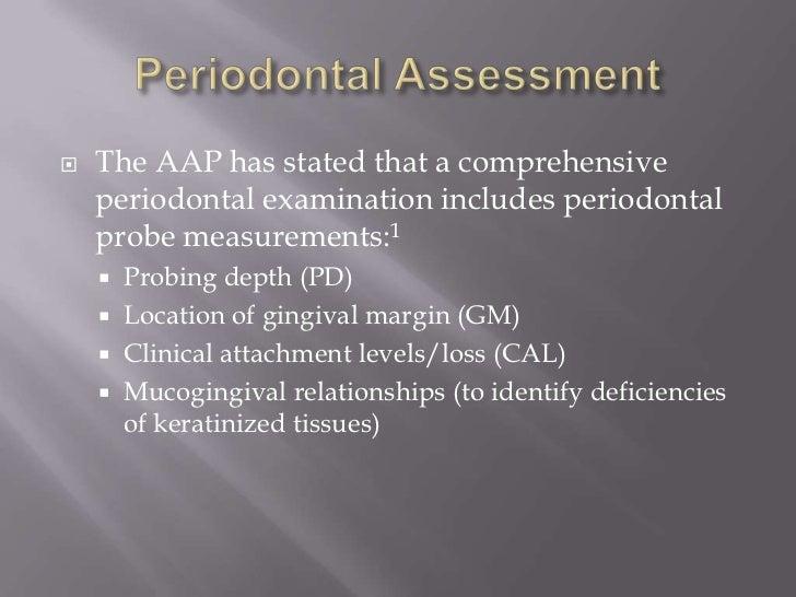 Perio assessment Slide 3