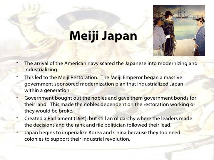 the impact of the meiji restoration on japans identity Multiethnic japan, by john lie harvard university press, cambridge university press, 2001, 248 pp $35 japan and many of its observers have avoided the co.