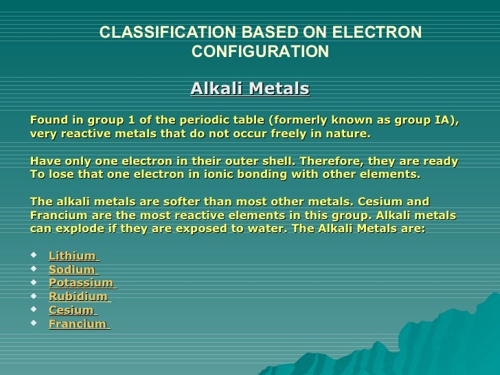 Periodic table 2 9 ullialkali metals urtaz Images
