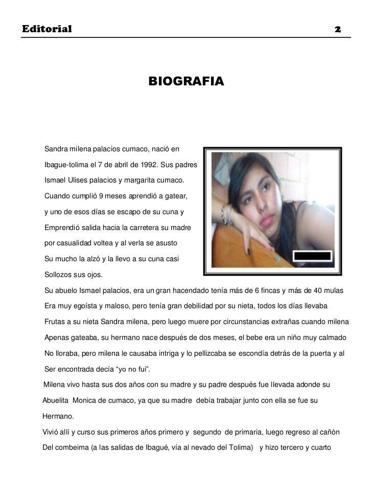 Editorial                                                                                       2                         ...