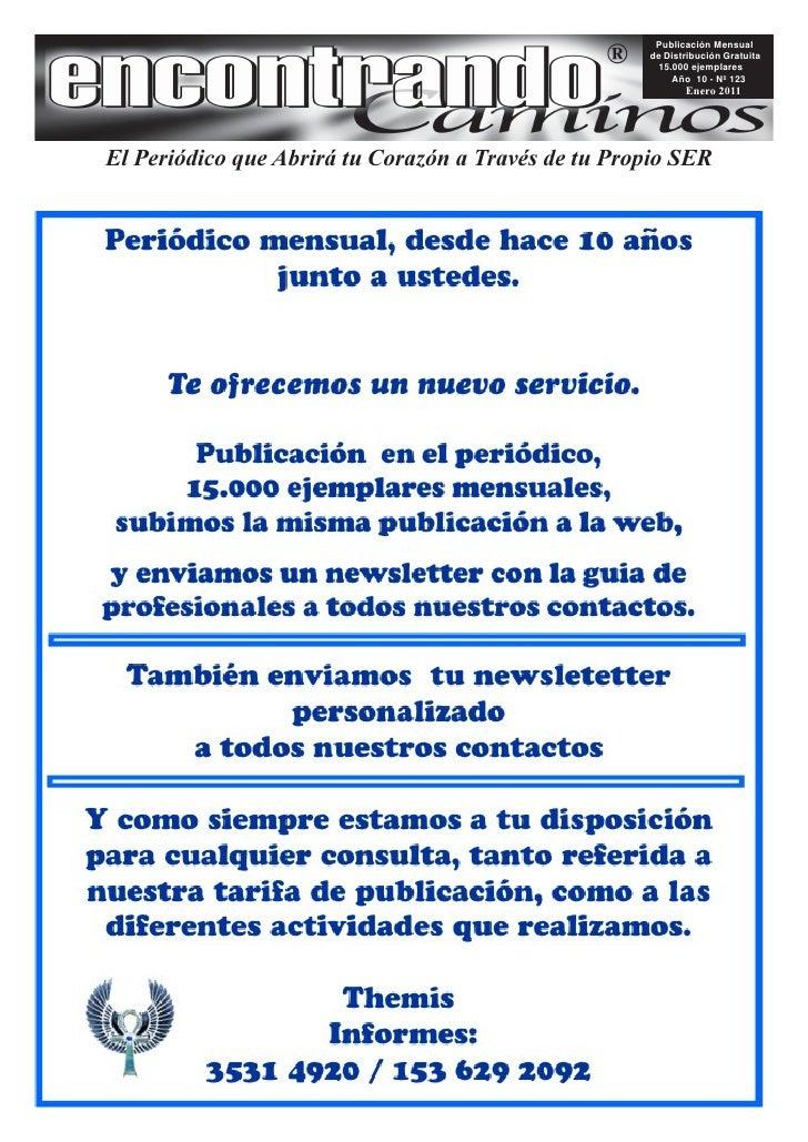 Publicación Mensual                                                 ®   de Distribución Gratuita                          ...