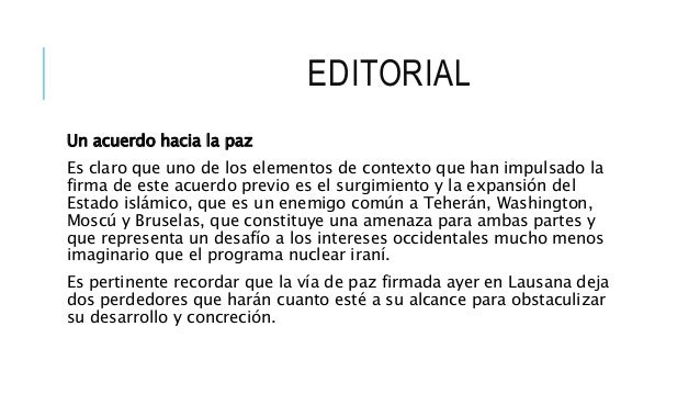 Periodico la jornada for Ejemplo de editorial de un periodico mural