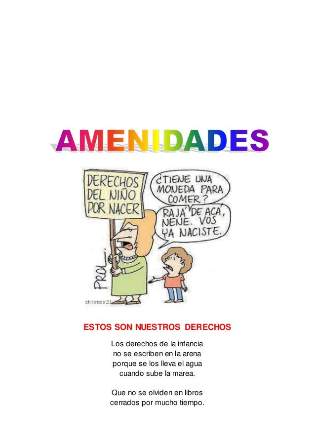 Periodico mural for Amenidades para periodico mural
