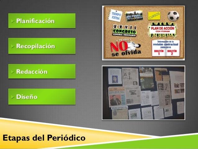 Estructura De Un Periodico Mural Of El Peri Dico Mural Estructura