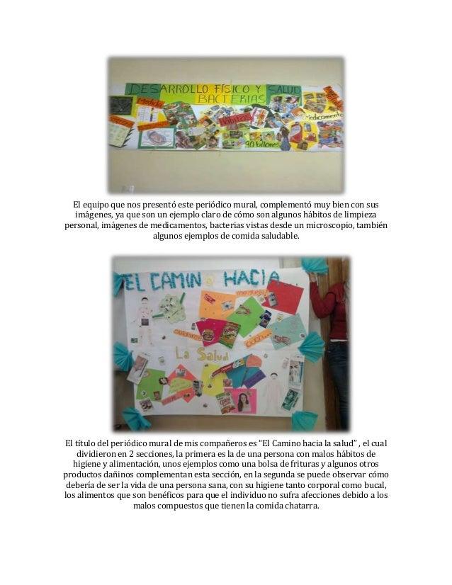 Periodicos murales for Cual es la estructura del periodico mural