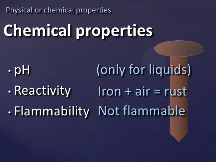 What Is Irons Physical And Chemical Properties