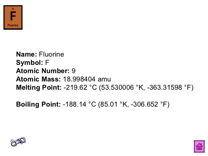 Periodic table 11 name fluorine symbol f atomic number 9 urtaz Choice Image