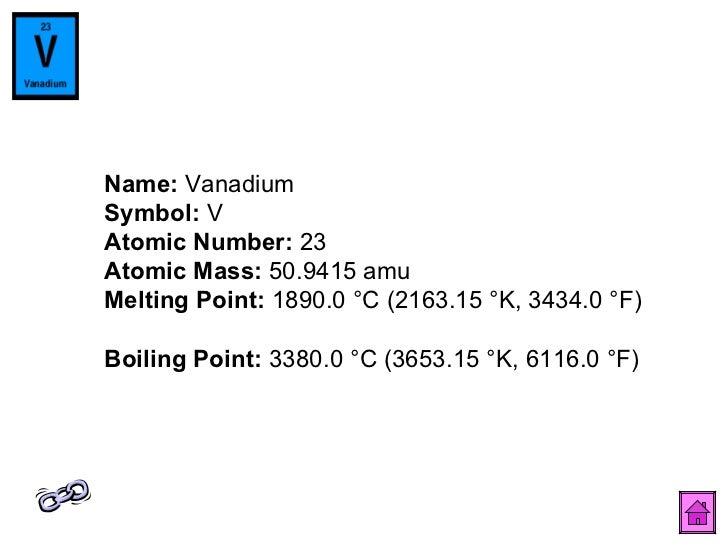 Periodic table 25 name vanadium symbol v urtaz Images