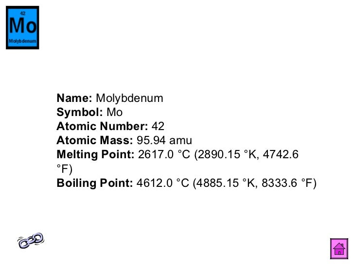 Periodic table 44 name molybdenum symbol mo urtaz Gallery