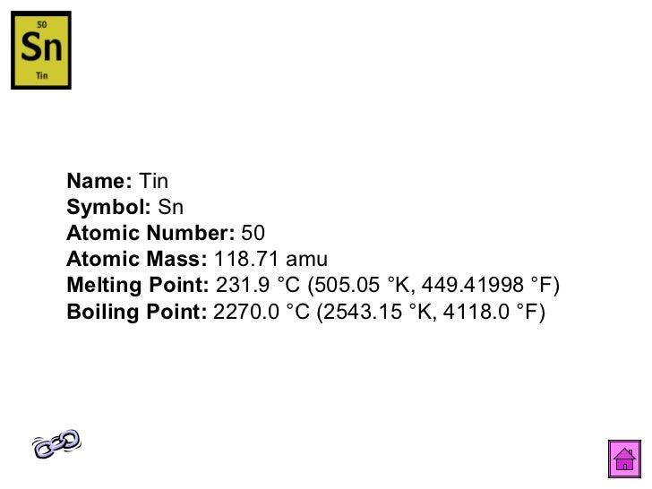 Periodic table 52 name tin symbol sn atomic number urtaz Choice Image