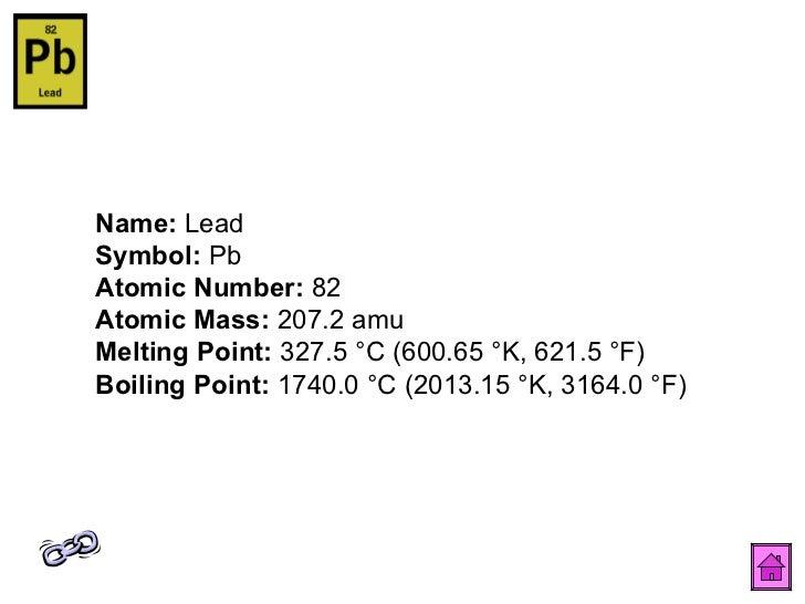 Periodic table 84 name lead symbol urtaz Gallery