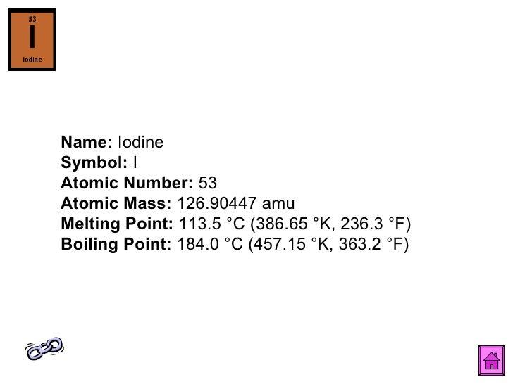 Naresh periodic table 55 name iodine symbol i atomic number urtaz Choice Image