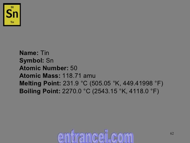 Periodic table1292657304 62 name tin symbol sn atomic urtaz Gallery