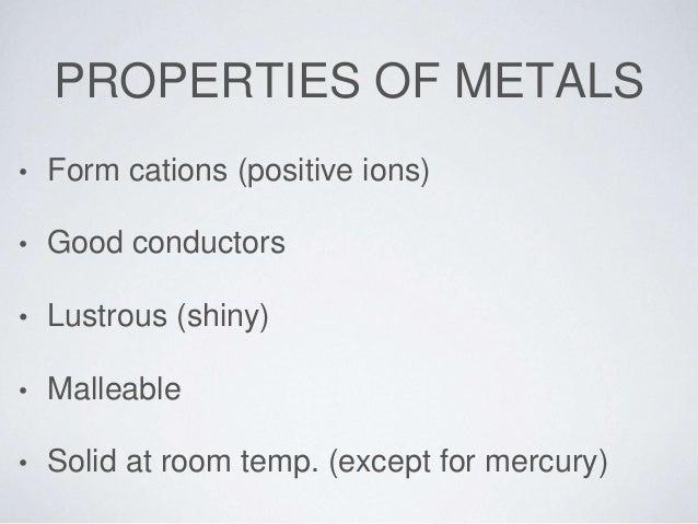 Periodic table basics metals 7 urtaz Choice Image