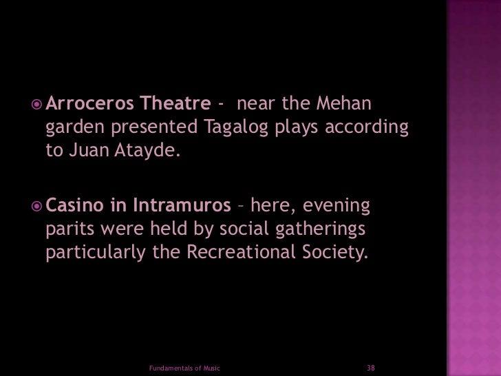 history of philippine music pdf