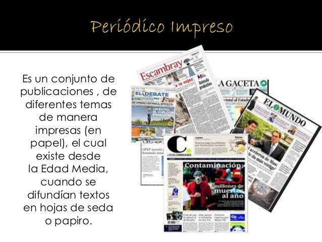 Periodismo impreso y digital ORLANY GUEDES Slide 2