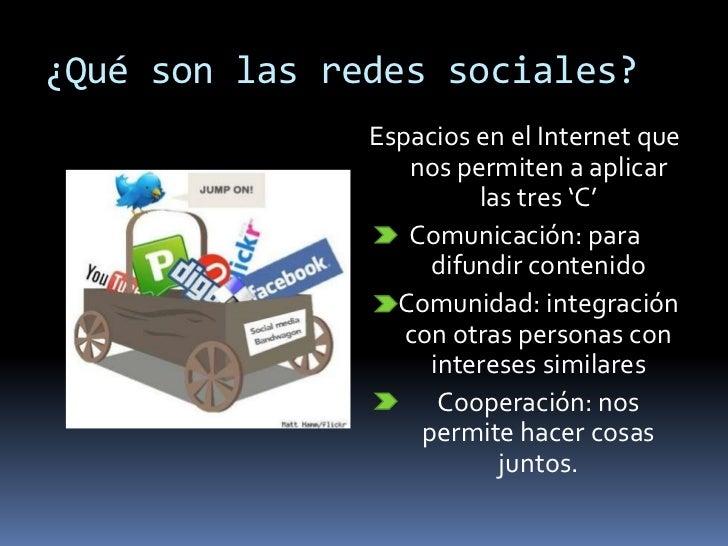 Periodismo y redes sociales   Slide 2