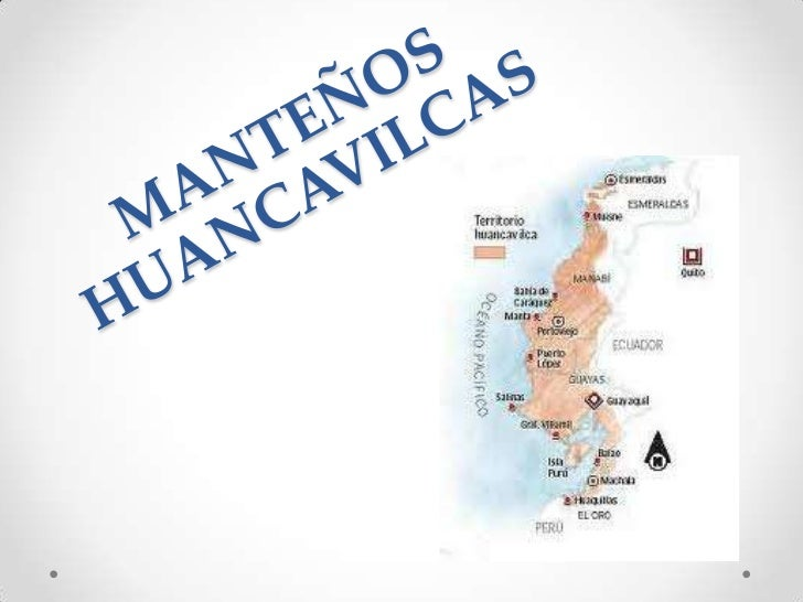 MANTEÑOS HUANCAVILCAS<br />