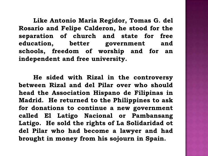 period of enlightenment philippines The different literary periods in philippine literature include the pre-colonial period, the spanish colonial era, the american colonial era and the contemporary period.