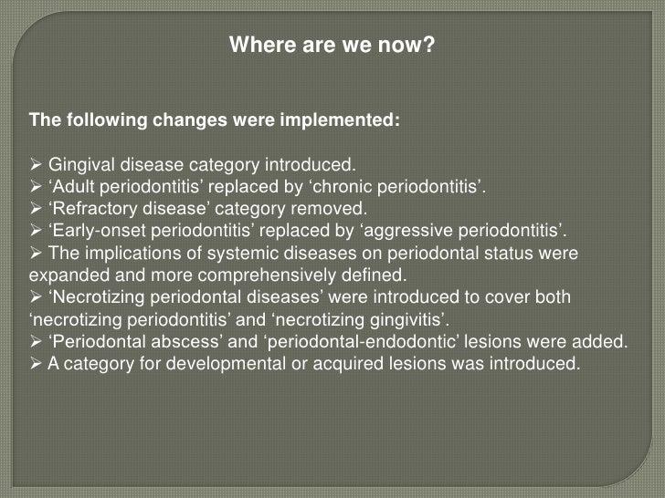 acute necrotizing ulcerative periodontitis;