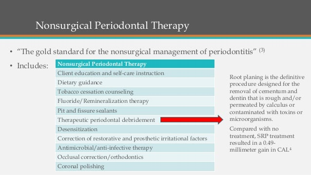 periodontal maintenance rh slideshare net guidelines for periodontal therapy. the american academy of periodontology clinical guidelines for periodontal therapy