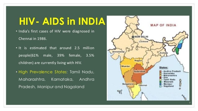 hiv aids case study in india The clinical course of human immunodeficiency virus  the progression and outcome of hiv/ aids is influenced by factors such as  in one study in india,.