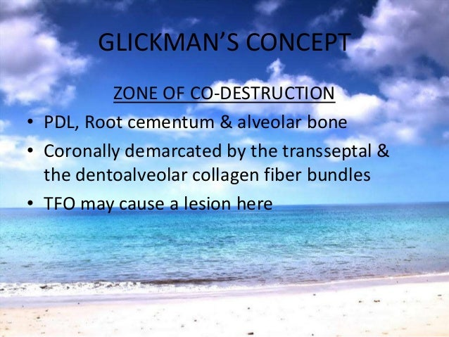 WAERHAUG'S CONCEPT• Angular bony defects & infrabony pockets--subgingival plaque has reached a level moreapical than the m...