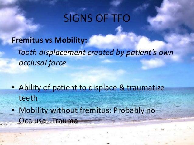PHYSIOLOGIC & PATHOLOGICOCCLUSIONPATHOLOGIC:• Disease due to occlusal activity• Requires therapeutic alteration