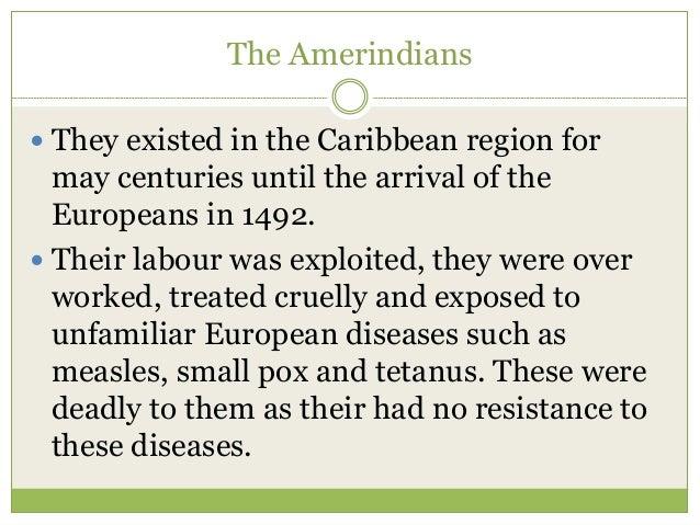 the encomienda system in the caribbean