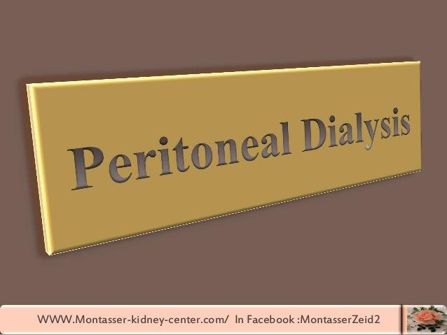 WWW.Montasser-kidney-center.com/ In Facebook :MontasserZeid2