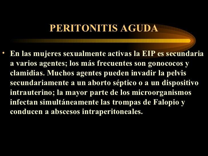 Peritonitis agudas Slide 3