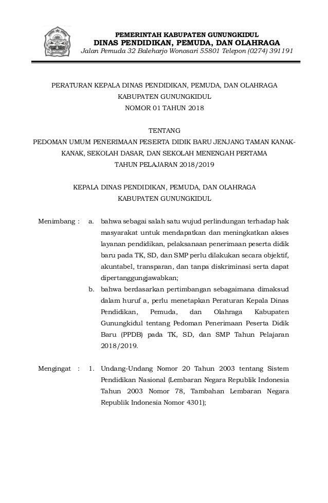 Contoh Surat Dinas Penambahan Ekstrakurikuler Di Sekolah