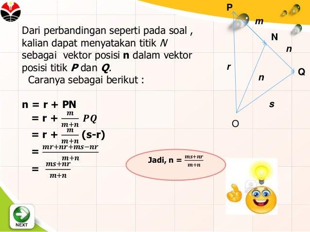 Contoh Soal Perkalian Skalar Dua Vektor Matematika Dapatkan Contoh