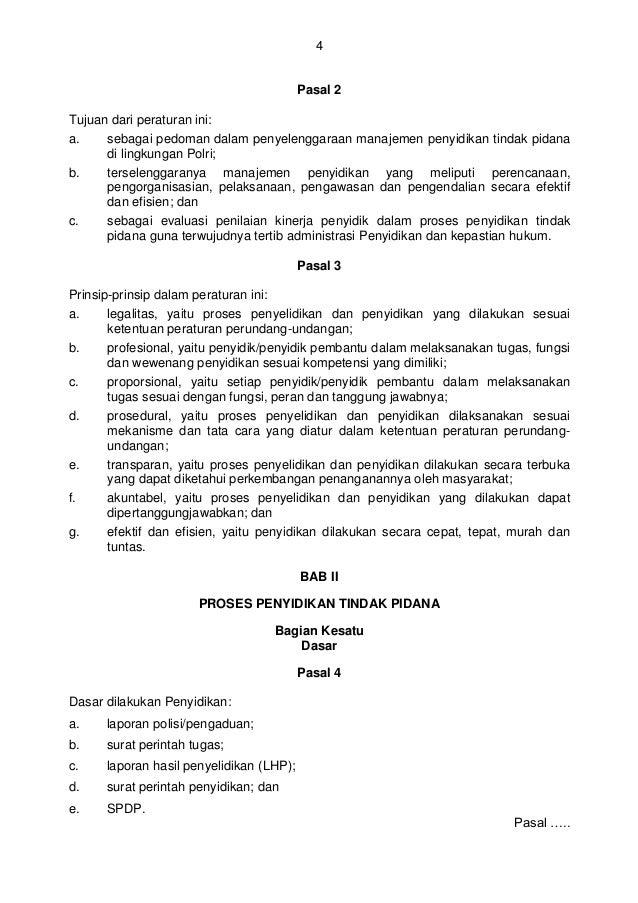 Contoh Surat Pengaduan Tindak Pidana Ke Polisi