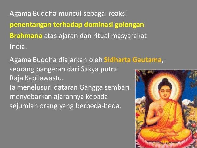 Perkembangan Hindu Buddha