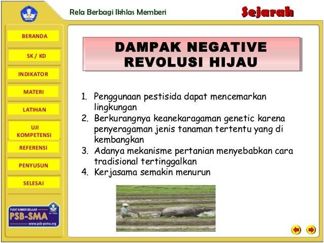 Rela Berbagi Ikhlas Memberi          Sejarah BERANDA                         DAMPAK NEGATIVE                         DAMPA...