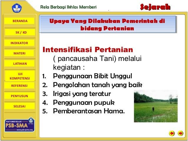 Rela Berbagi Ikhlas Memberi   .   Sejarah BERANDA         Upaya Yang Dilakukan Pemerintah di                 Upaya Yang Di...
