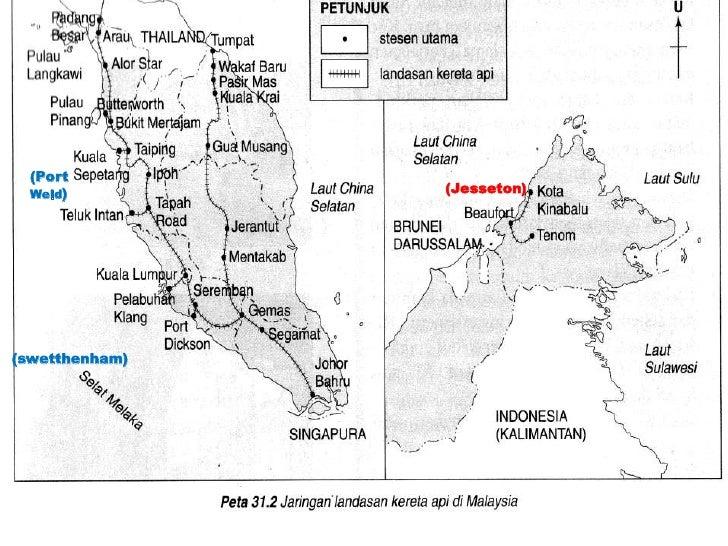 Perkembangan Pengangkutan Negara Malaysia 1 2