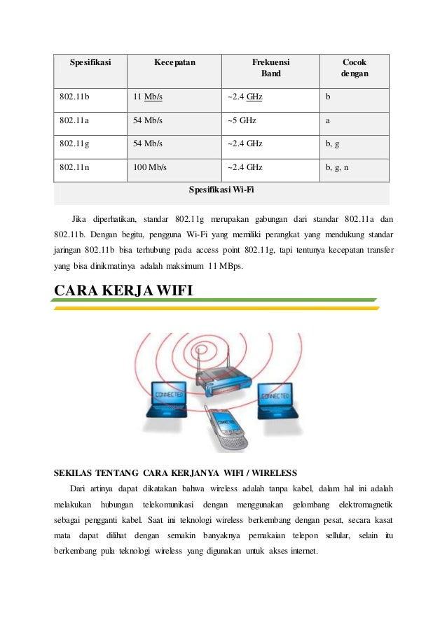 Perkembangan teknologi jaringan nirkabel wifi 80211 6 ccuart Choice Image