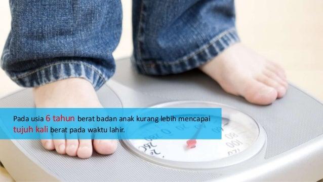 Berat Badan & Tinggi Normal Anak 1 Tahun