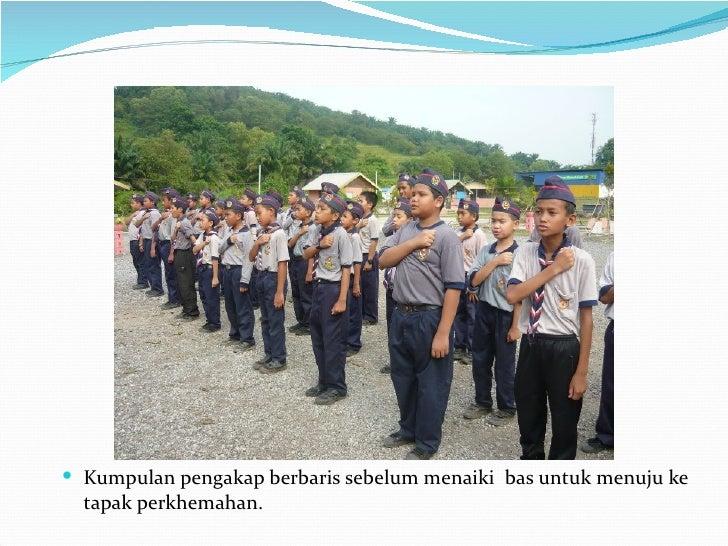 Perkhemahan  pendidikan luar 2012 Slide 2