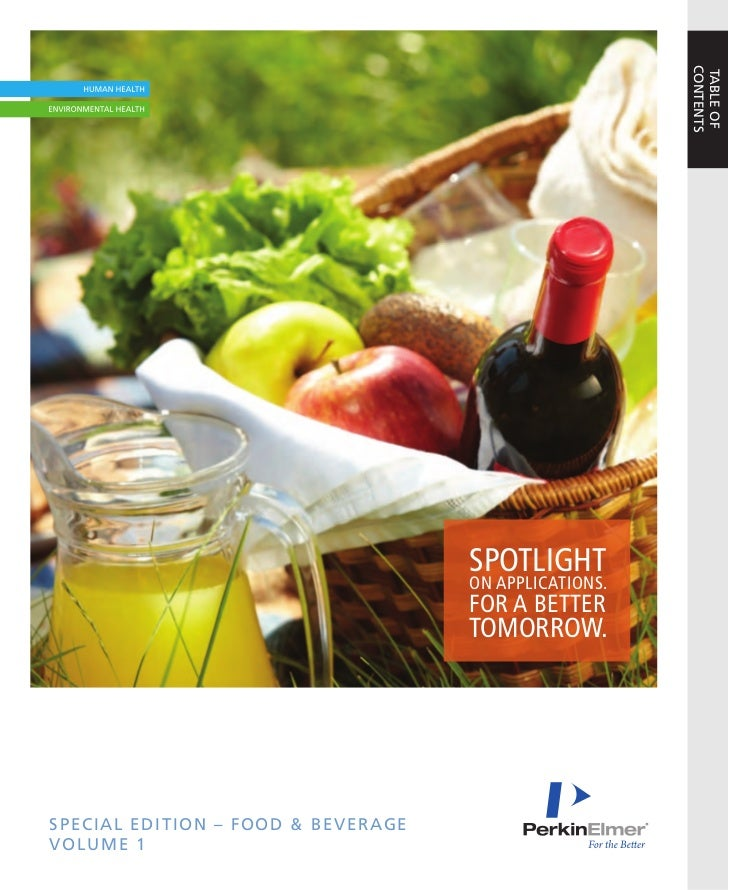 CONTENTS                                                       TABLE OF                                    SPOTLIGHT      ...