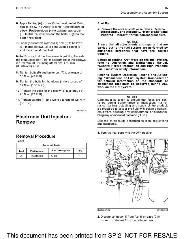 perkins 2200 series 2206 f e13ta industrial engine model pp3 engine rh slideshare net