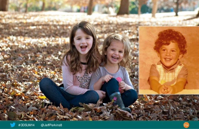 4  ABOUT ME  • Pic of kids  # DDSUM14 @JeffPerkins8